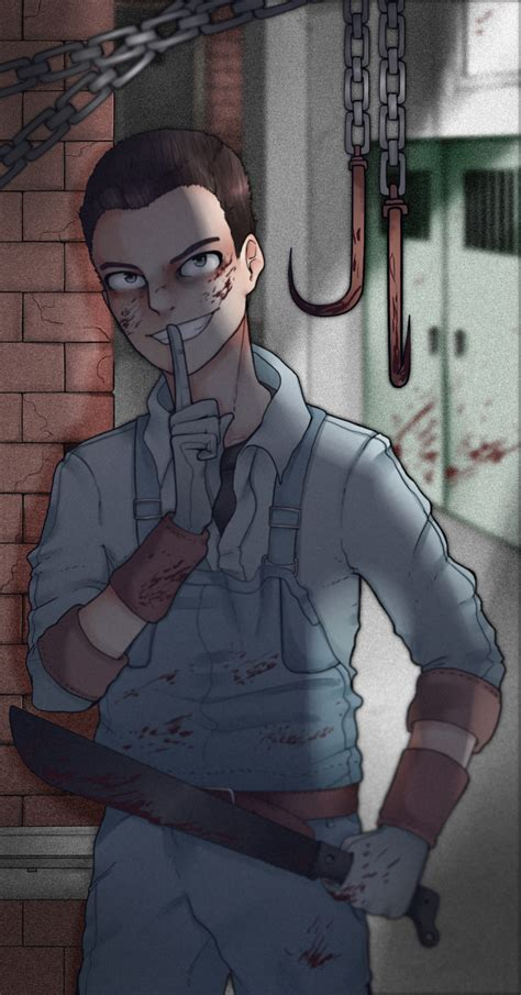 Until Dawn by CryingKate on DeviantArt