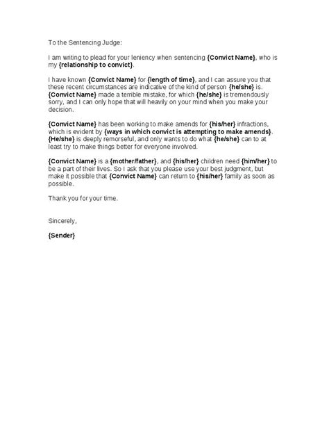 character letter to judge how to write a letter to a judge write a letter to a judge 32657