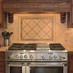 kitchen stove backsplash ideas tumbled marble backsplash pictures and design ideas