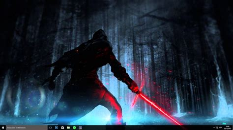 Wars Animated Wallpaper Windows 10 - kylo ren best wallpaper windows 10 mac