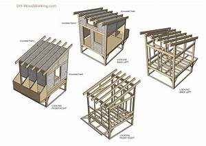 How to Build a Chicken Coop DIY Chicken Coop At Home