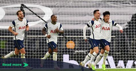 Tottenham 2-0 Manchester City - Premier League Player Ratings