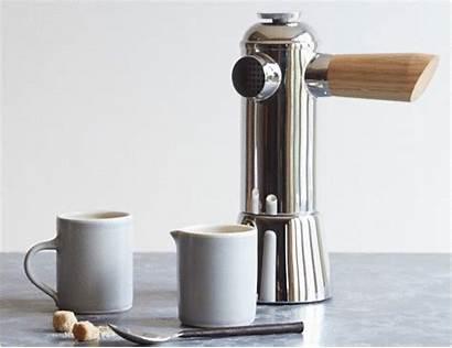 Espresso Maker Stovetop Freud Pot Moka Makers