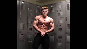 chest workout w 15 year casey