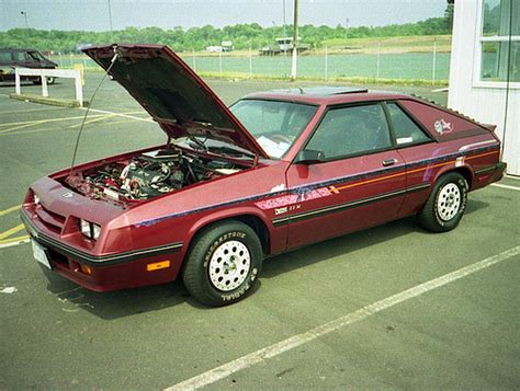 1984-85 Plymouth Turismo Duster