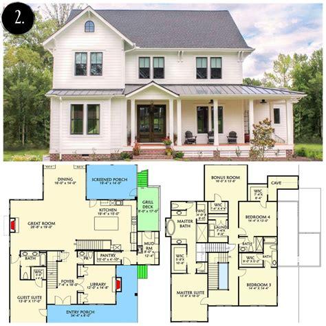 2 farmhouse plans farmhouse house plans with pictures house plan 2017