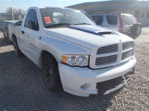 2005 Dodge Ram Srt 10 Commemorative Edition For Sale by Special Edition Archives Cleveland Power Performance