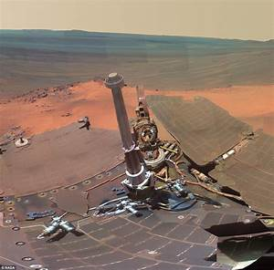 Mars Exploration photo: Spectacular 360 panorama captured ...