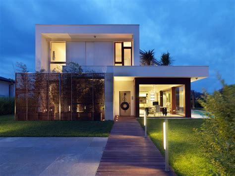 Modern Houses : Projetos De Casas Modernas Com Telhado Embutido