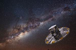 ESA's Gaia Spacecraft Ready to Create a 3D Map of the ...