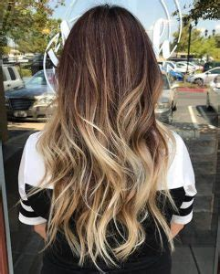 balayage ombre hair color nevaeh hair salon roseville