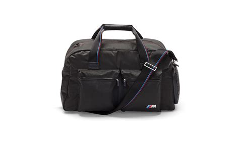Bmw Genuine M Sports Hand Luggage Travel Suitcase Bag In
