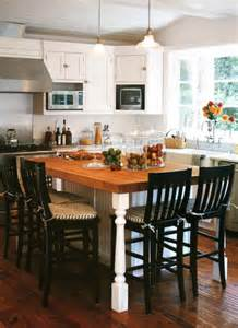 kitchen island with 4 chairs 1000 ideas about kitchen island table on kitchen islands island table and kitchens