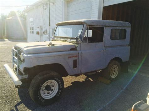 1967 nissan patrol parts 1967 nissan patrol 4x4 project for sale in bowling green