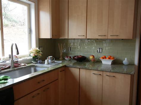 kitchen backsplash green sea green glass tile backsplash amazing tile