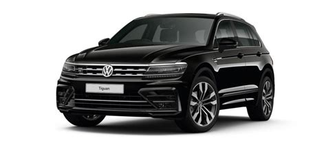 volkswagen tiguan   colour guide prices