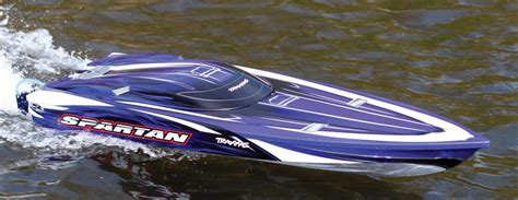 Traxxas Spartan - RC Boat Magazine