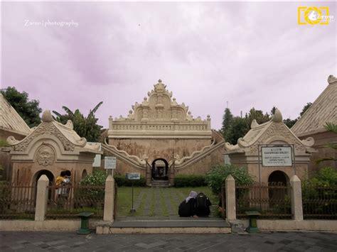 wisata sejarah taman sari yogyakarta zaronja berkelana