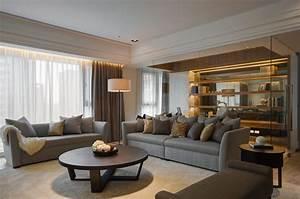 Elegant, Apartment, By, J, C, Interior, Design