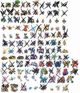 All Available Gen 4 Pok U00e9mon In The Game Right Now   Key In