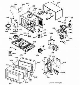 Microwave Parts Diagram  U2013 Bestmicrowave
