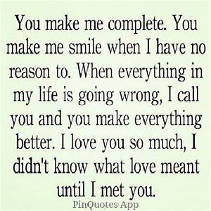 #PinQuotes #love #cute #sweet #truelove #couple #relations ...