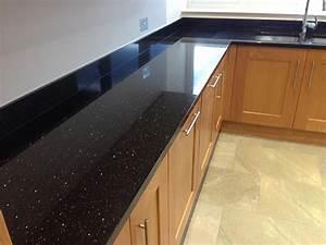 Granit Star Galaxy : kitchen worktops hampshire case studies ~ Michelbontemps.com Haus und Dekorationen
