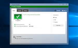 Turn Windows Defender On Windows 10