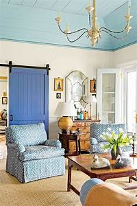 106 living room decorating ideas southern living With kitchen cabinet trends 2018 combined with leopard print wall art