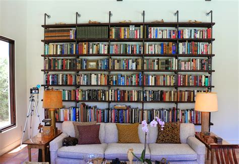 Pipe & Plank Bookshelf