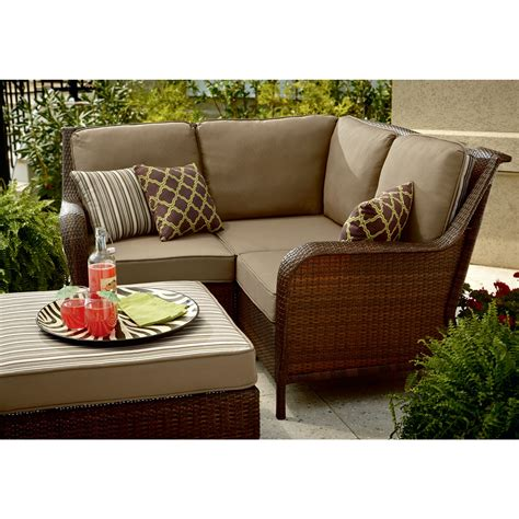 small outdoor sectional sofa small outdoor sectional sofa hotelsbacau com