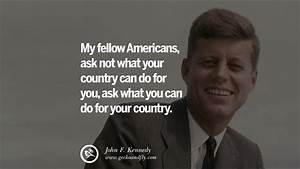 16 Famous Presi... Country Freedom Quotes