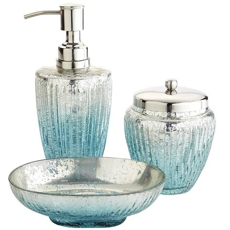 Pottery Barn Sea Glass Bathroom Accessories by 1000 Ideas About Bath Accessories On Bath