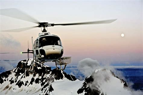 23 Years After The Crash, Heli-Skiing Could Return To ...