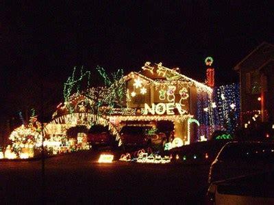 silver firs christmas light display everett wa holiday