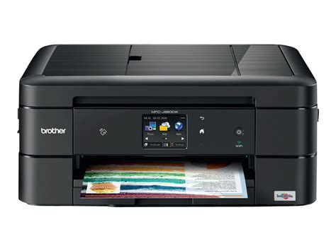 bureau vallee beynost mfc j880dw imprimante multifonctions couleur