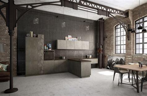 loft kitchen design ideas striking loft kitchen design ideas that reveal the 7148