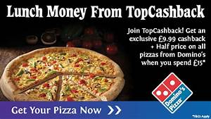 Our Blog: Lunch Money From TopCashback