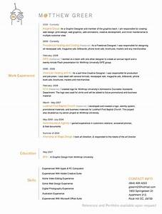 27 more outstanding resume designs part ii dzineblogcom With top resume discount