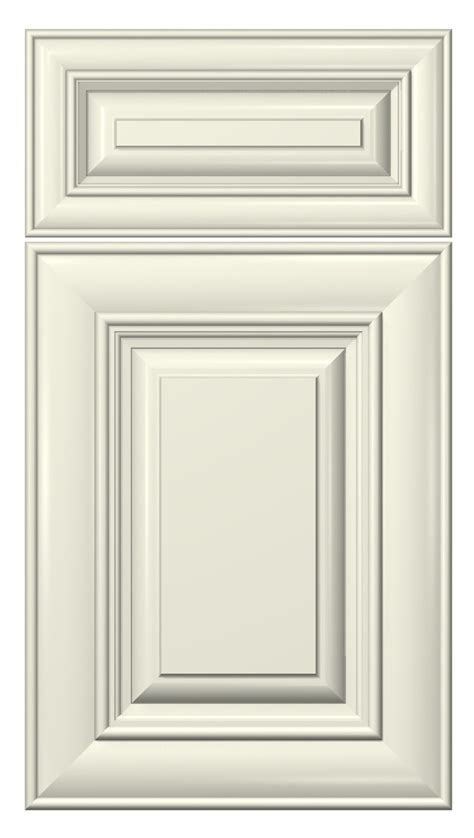 Cambridge Door Style  Painted  Antique White #kitchen