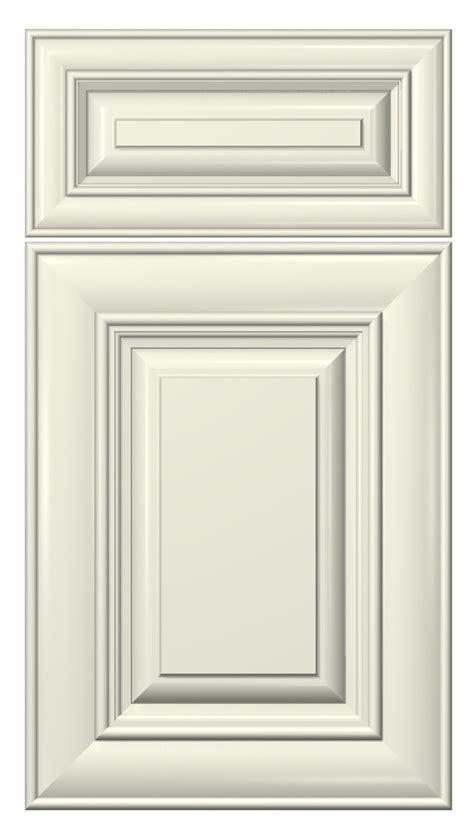 Cambridge Door Style  Painted  Antique White #kitchen