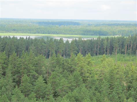 FOTO: Skatu torņi, kur baudīt Latvijas skaistākās ainavas ...