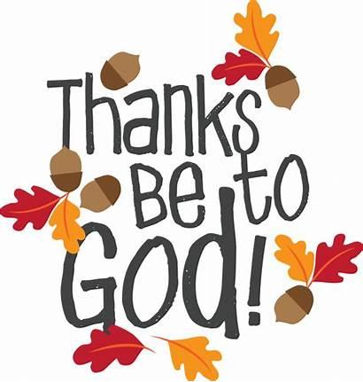 Clipart Church November God Autumn Thanksgiving Clip