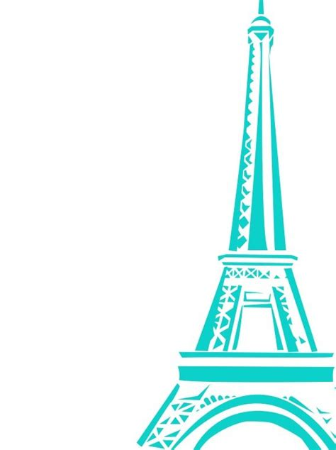 eiffel tower drawing pictures    clipartmag