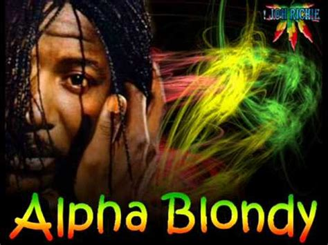 the best of alpha blondy alpha blondy who are you lyrics
