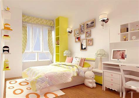 small bedroom design for girl