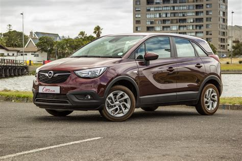 Opel Crossland X 12t Enjoy 2018 Review Carscoza