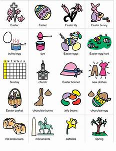 Religious Easter Sunday Symbols Signs Catholic and Their ...