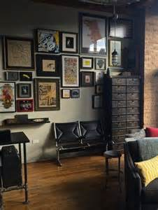 cave ideas decorate your bachelor pad with original vintage poste rue marcellin
