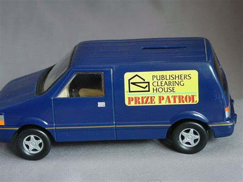 publishers clearing house prize patrol publisher s clearing house prize patrol die cast bank
